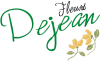 logo fleurs dejean